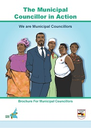 We are municipal councillors