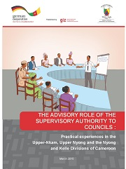 The advisory role of the supervisory authority to councils