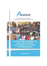Guide de Redynamisation des Associations des Parents d'Elèves et Enseignants
